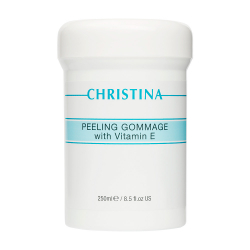 Пилинг-гоммаж с витамином Е для всех типов кожи Peeling Gommage with Vitamin E
