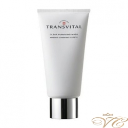 Очищающая маска для кожи лица Transvital Clear Purifying