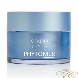 Крем для лица и контура глаз Phytomer Citylife Face and Eye Contour Sorbet Cream